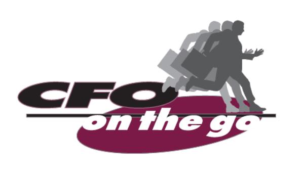 cfo on the go logo